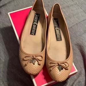 Juicy Couture Rickey Flat